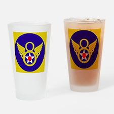 USAF-8th-AF-Clock.gif Drinking Glass