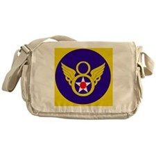 USAF-8th-AF-Clock.gif Messenger Bag