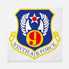 USAF-9th-AF-Bonnie-X.gif Queen Duvet