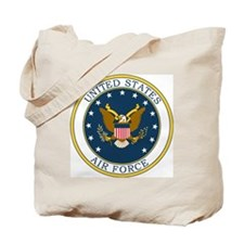 USAF-Patch-3X-DUPLICATE.gif Tote Bag