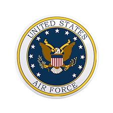 "USAF-Patch-3X-DUPLICATE.gif 3.5"" Button"