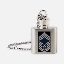 USAF-CMSgt-Black-Cap-3.gif Flask Necklace