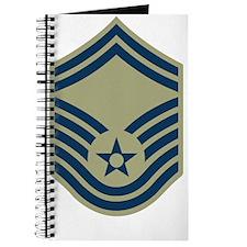 USAF-SMSgt-Green.gif Journal