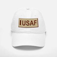 USAF-2Lt-Nametag-Khaki.gif Baseball Baseball Cap