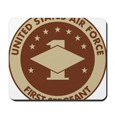 Delete-From-Here-USAF-First-Sergeant-Bro Mousepad