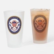 USCG-TraCen-Cape-May-Bonnie.gif Drinking Glass