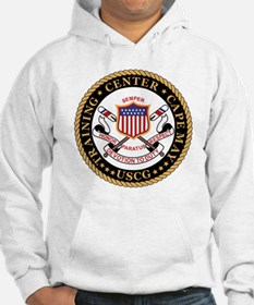 USCG-TraCen-Cape-May-Black.gif Hoodie