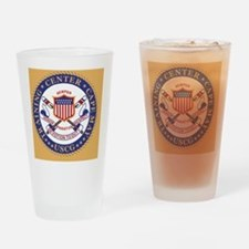 USCG-TraCen-Cape-May-Button.gif Drinking Glass