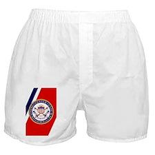 USCG-TraCen-Cape-Journal.gif Boxer Shorts