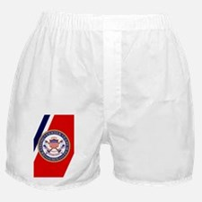 USCG-TraCen-Cape-Journal.gif Boxer Shorts