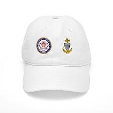 USCG-TRACEN-CpMy-CPO-Mug.gif Baseball Cap