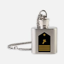 Navy-CDR-Chaplain.gif Flask Necklace