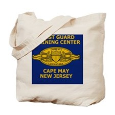 USCG-Company-Commander-Tile.gif Tote Bag