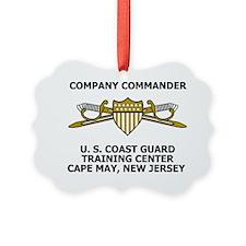 USCG-Company-Commander-Messenger. Ornament