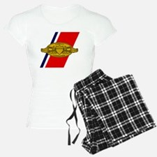 USCG-Company-Commander-Gree Pajamas