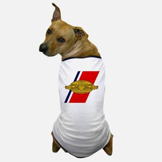 USCG-Company-Commander-Mousepad.gif Dog T-Shirt