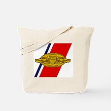 USCG-Company-Commander-Mousepad.gif Tote Bag