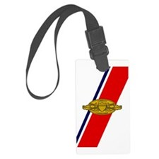 USCG-Company-Commander-Journal.g Luggage Tag