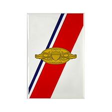 USCG-Company-Commander-Journal.gi Rectangle Magnet
