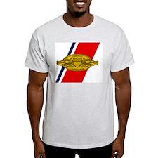 USCG-Company-Commander-Sticker.gif T-Shirt