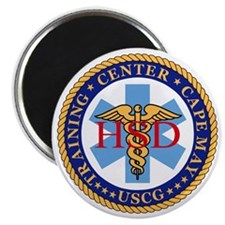 USCG-TraCen-Cape-May-Health-Services-Bonnie Magnet
