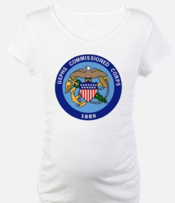USCG-TRACEN-CpMy-USPHS-Officer.g Shirt