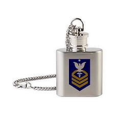 USCG-HSCS-Bonnie.... Flask Necklace