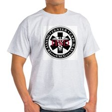 USCG-TRACEN-CpMy-Health-Services-Mes T-Shirt