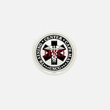 USCG-TRACEN-CpMy-Health-Services-Messe Mini Button