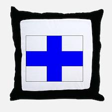 USCG-Recruit-Co-X175.gif Throw Pillow
