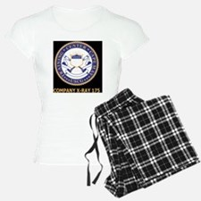 USCG-Recruit-Co-X175-Blue-S Pajamas