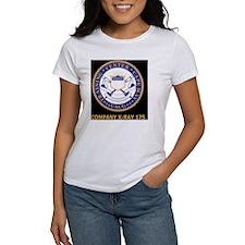 USCG-Recruit-Co-X175-Blue-Shirt.gi Tee