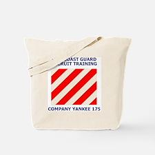 USCG-Recruit-Co-Y175-Shirt-1.gif Tote Bag