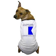 USCG-Recruit-Co-A176-Shirt-1.gif Dog T-Shirt