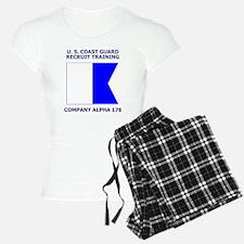 USCG-Recruit-Co-A176-Shirt- Pajamas