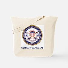 USCG-Recruit-Co-A176-Shirt-2.gif Tote Bag
