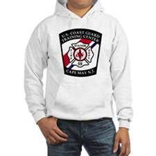USCG-TRACEN-CpMy-Fire-Dept-Messe Hoodie