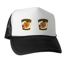 USCG-TRACEN-CpMy-Fire-Dept-Mug.gif Trucker Hat