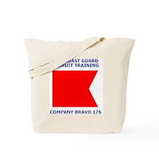USCG-Recruit-Co-B176-Shirt-1.gif Tote Bag