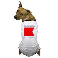 USCG-Recruit-Co-B176-Shirt-1.gif Dog T-Shirt