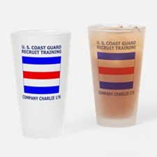 USCG-Recruit-Co-C176-Shirt-1.gif Drinking Glass