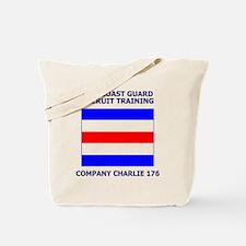 USCG-Recruit-Co-C176-Shirt-1.gif Tote Bag