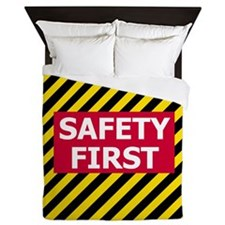 3-Safety-First-Tile.gif Queen Duvet