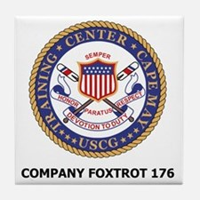 USCG-Recruit-Co-F176-Shirt-2.gif Tile Coaster