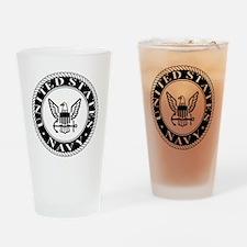 navy-logo-15-sn.gif Drinking Glass