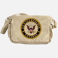 USNR-Veteran-2.gif Messenger Bag