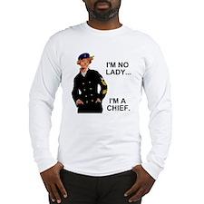 Navy-Humor-Im-A-Chief-G.gif Long Sleeve T-Shirt