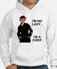 Navy-Humor-Im-A-Chief-G.gif Hoodie