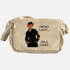 Navy-Humor-Im-A-Chief-G.gif Messenger Bag
