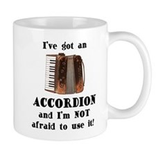 I've Got an Accordion Mug